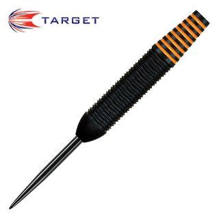 RVB Black Brass 22g Steel Tip Darts - D1413