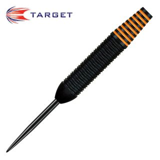 RVB Black Brass 24g Steel Tip Darts - D1414