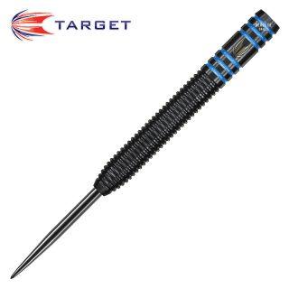Target Vapour 8 Black Blue 24g Steel Tip Darts - D1426