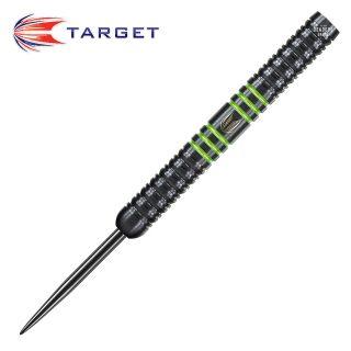 Target Vapour 8 Black Green 23g Darts - D1592