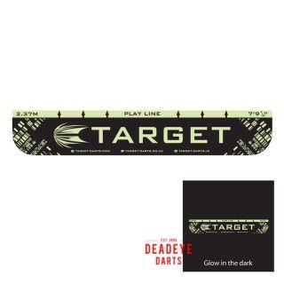 Target Throw Lines - X0020