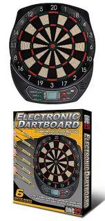 One80 Electronic Dartboard
