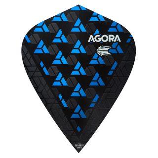 Target Agora Ultra Ghost 3D Blue Kite Flights - F1085