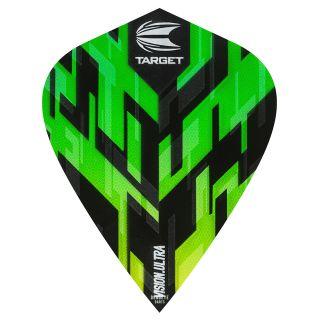 Target Sierra Vision Ultra Green Kite Flights - F1100