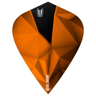 Target Shard Ultra Chrome Copper Kite Flights - F1123