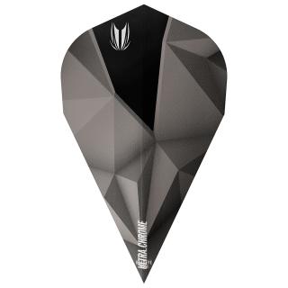 Target Shard Ultra Chrome Anthracite Vapor Flights - F1128