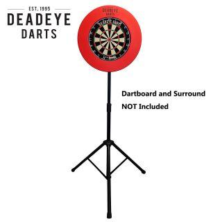 Deadeye Portable Dartboard Stand