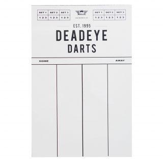 Deadeye Whiteboard - Darttel Flex - 45 X 30cm