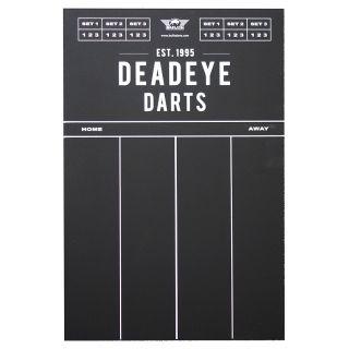 Deadeye Chalkboard - 45 X 30cm