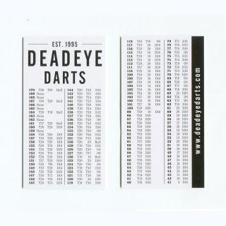 Deadeye Out Shot Calculator