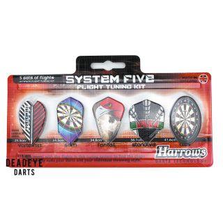 Harrows System Five Flight Tuning Kit - A0297