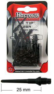 Harrows Soft Tip H Tip 2BA - 30 Pack - 37-HT00301-C