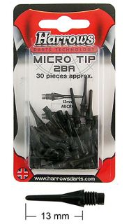 Harrows Soft Tip Micro 2BA - 30 Pack - 37-HT00303-C