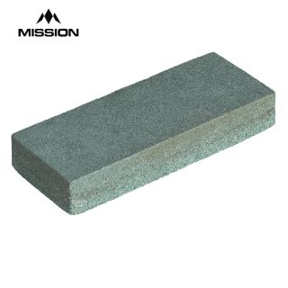 Mission Duplex Sharpening Stone - Twin Abrasion - 2 Sided - Large - Heavy Duty
