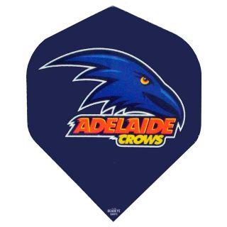 AFL Australian Football League Dart Flights - Adelaide Crows - F0467