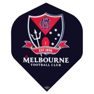 AFL Australian Football League Dart Flights - Melbourne - F0474