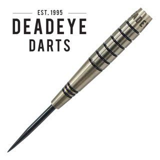 Deadeye Ibis BARRELS ONLY Steel Tip Darts - 21gms - B0174
