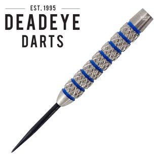 Deadeye Blue Heeler BARRELS ONLY Darts - 25gms - B0003