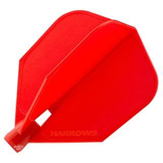 Harrows - Clic Flight Standard Red - RF010