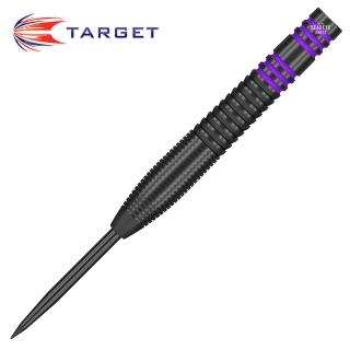 Target Vapour 8 Black Purple 23g Darts - D0172
