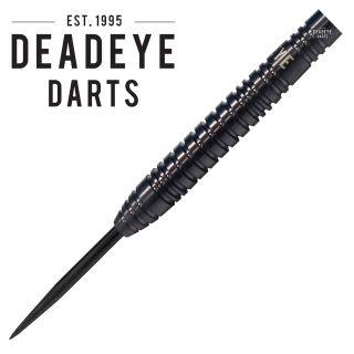 Deadeye Conquer Black BARRELS ONLY Darts - 23gms - B0169