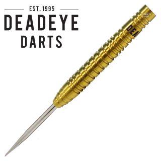 Deadeye Conquer Gold 25g Darts - D0332