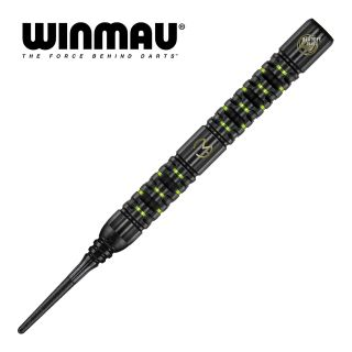 Winmau Michael van Gerwen Adrenalin 22g Soft Tip Darts - D0815