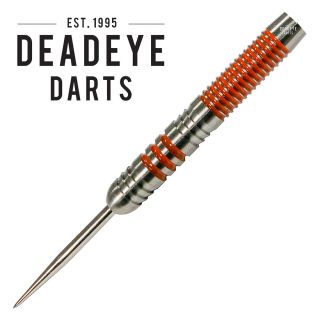 Deadeye Leopard BARRELS ONLY Darts - 24gms - B0149