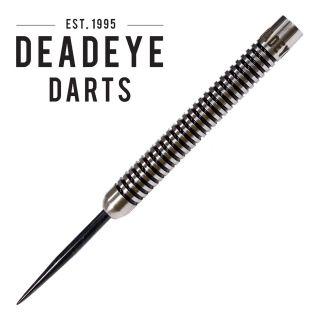 Deadeye Thunder BARRELS ONLY Steel Tip Darts - 21gms - B0159