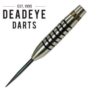 Deadeye Thunder BARRELS ONLY Darts - 25gms - B0163