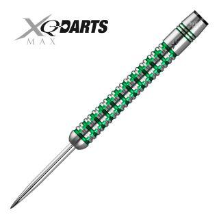 XQMax Terminator M1 25g Green Titanium Darts - D1123