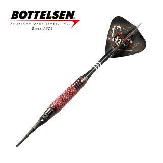 Bottelsen - Devastators Infinite Series 18g Red Soft Tip Darts - D1341