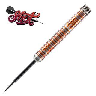 Shot Kyle Anderson - Desert Boomer 26g 80% Tungsten - Steel Tip Darts  - D1439