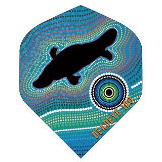 Deadeye 100 Dart Flights - F0520