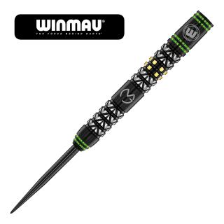 Winmau Michael van Gerwen Vantage 24g Steel Tip Darts - D1560
