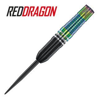 Red Dragon Peter Wright World Champion - 23g - Torpedo SE Steel Tip  Darts - D1680