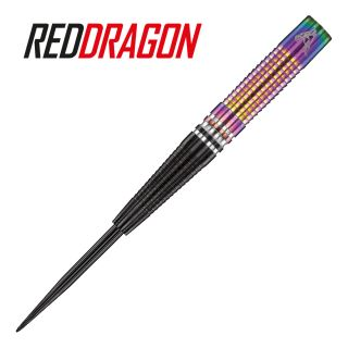 Red Dragon Peter Wright World Champion - 23g - Tapered SE Steel Tip  Darts - D1683