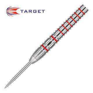 Target Nathan Aspinall 24g 80% Tungsten Steel Tip Darts - D1819