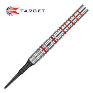 Target Nathan Aspinall 18g 80% Tungsten Soft Tip Darts - D1820