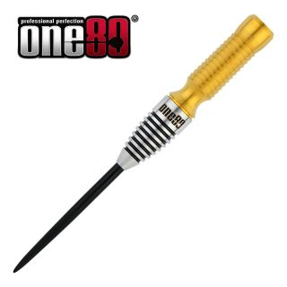 One80 Mitchell Clegg 23g Steel Tip Darts - D1940