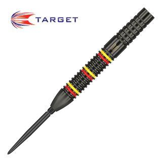 Target Gabriel Clemens Black Swiss Point 24 gram Darts