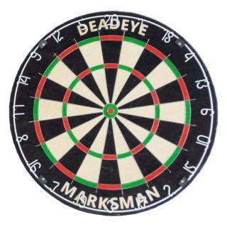 Deadeye Marksman Dartboard - DB031