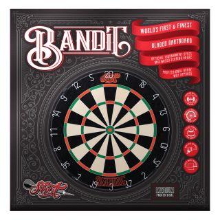 Shot Bandit Bristle Dartboard