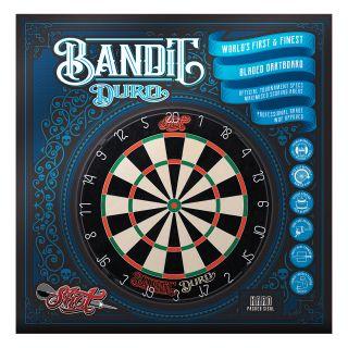 Shot Bandit Duro Bristle Dartboard