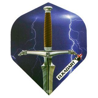 Elkadart 100 Micron Dart Flights - F1165