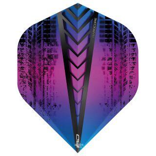 Hardcore Rainbow Dart Flights – F1372