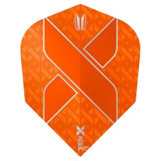 Target TEN-X Orange Dart Flights - F0051