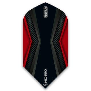 Pentathlon - HD150 - Red/Black Slim Speed
