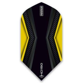 Pentathlon - HD150 - Yellow/Black Slim Speed