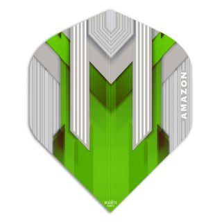 Amazon Silver Dart Flights - Green